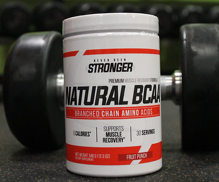 Natural BCAA's Premium Recovery Formula