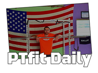 PTfit Daily - Part Numero Dos of 3 Goals to Set (Update)