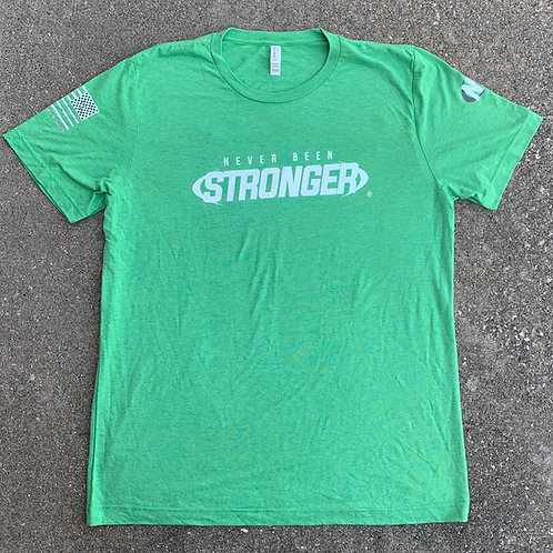 On Demand Never Been Stronger T-shirts