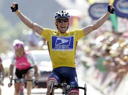 Lance Armstrong. Multiple Tour De France Champinon