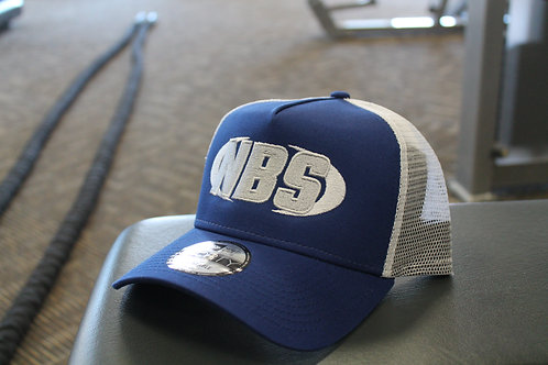 New Era NBS Logo Trucker Hat