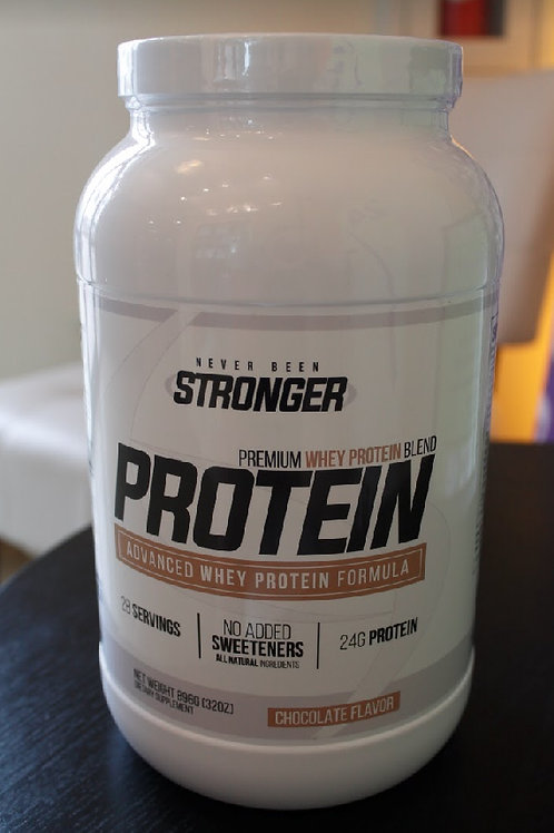 All Natural Whey Protein Blend