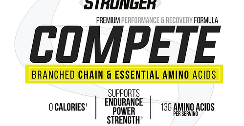 COMPETE Premium Performance & Recovery Formula