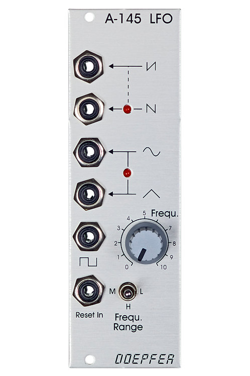 A 145 Low Frequency Oscillator Lfo
