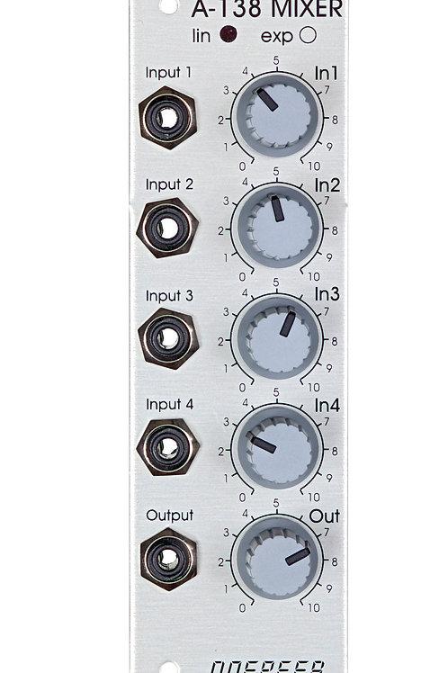 A 138b  Mixer Logarithm