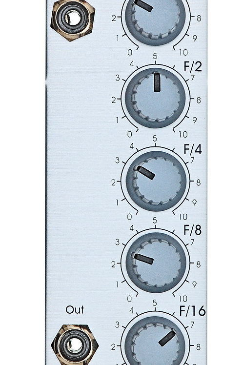 A 115 Audio Divider