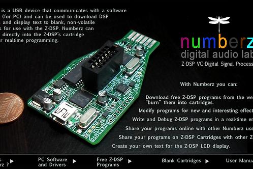 Numberz - Digital Audio Lab