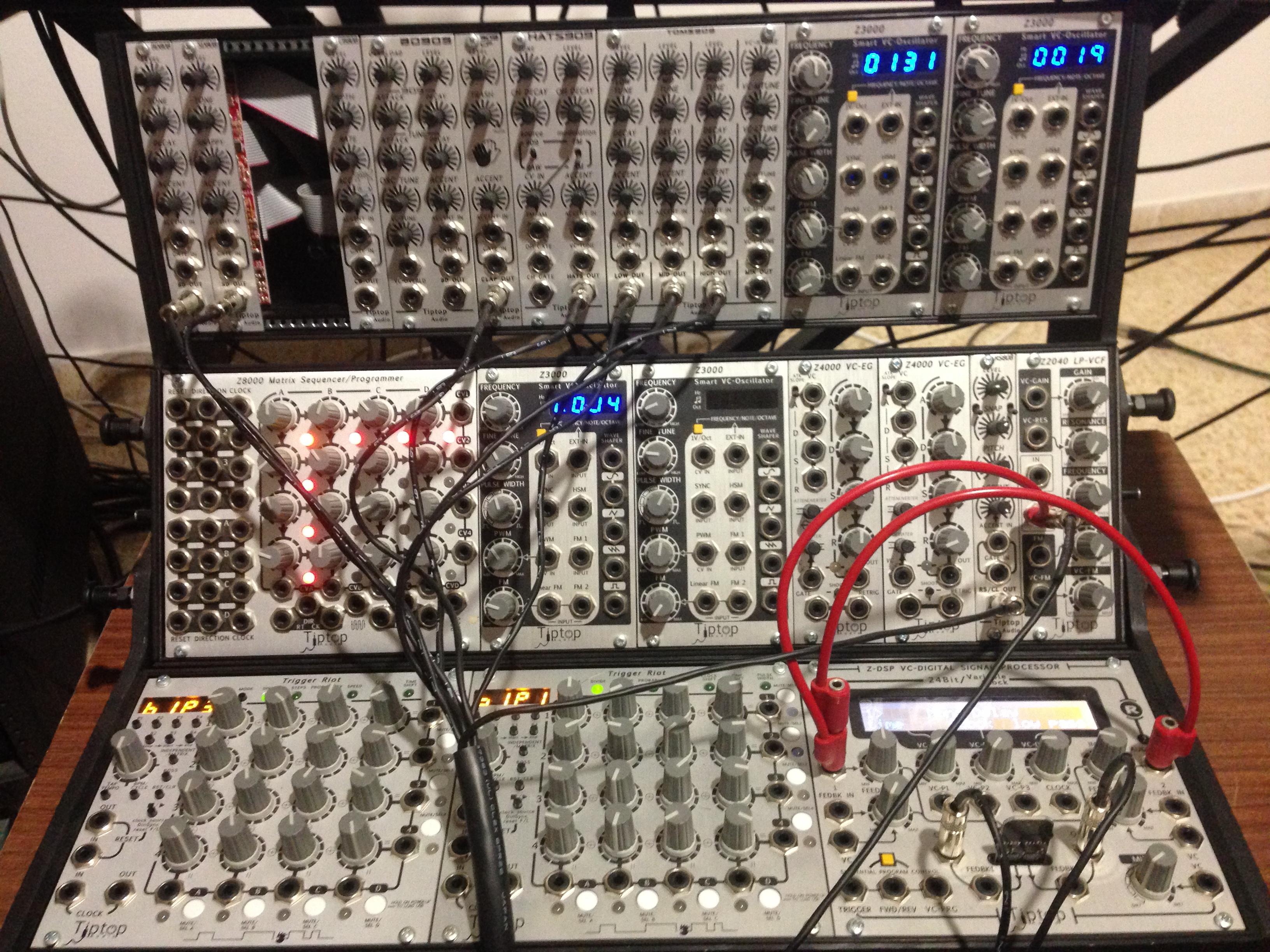 טיפטופ אודיו מערכת שלמה