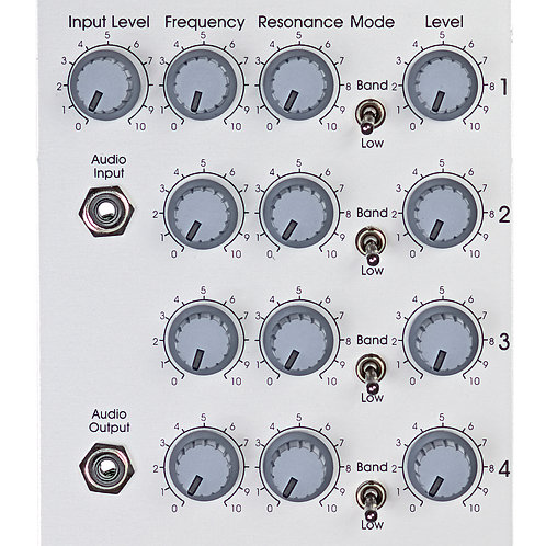 A 104 Quad Resonance Filter
