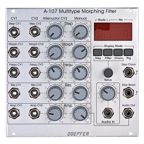A 107 Multi Type Morphing Filter