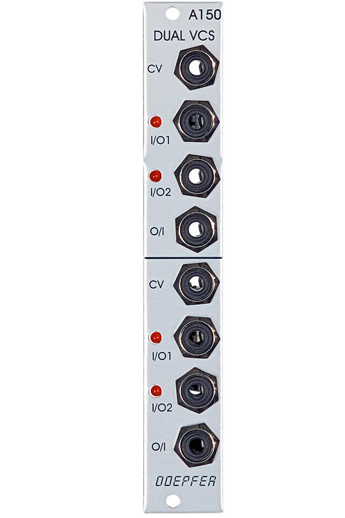A 150 Dual Voltage Controlled Switch