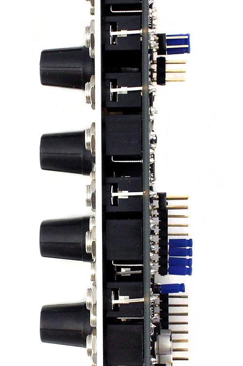 Quad Clock Distributer Rev2