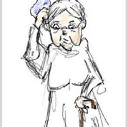 granny-bump-head