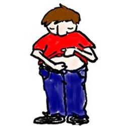 boy-belly-button