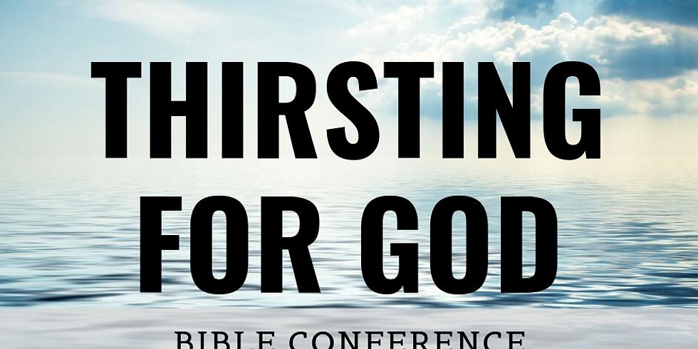 Thirsting for God