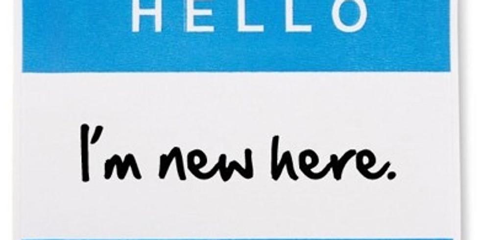Churchwide Fellowship for New Members