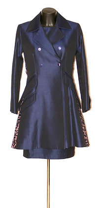 CHRISTIAN DIOR Ensemble Manteau et Robe