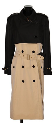 BURBERRY Trench Bicolore