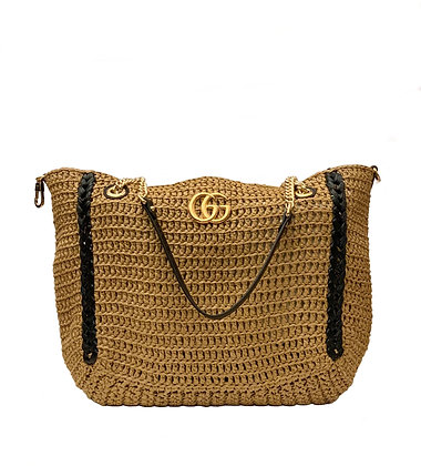 GUCCI Cabas GG Marmont
