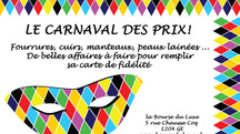 Le Carnaval des prix !