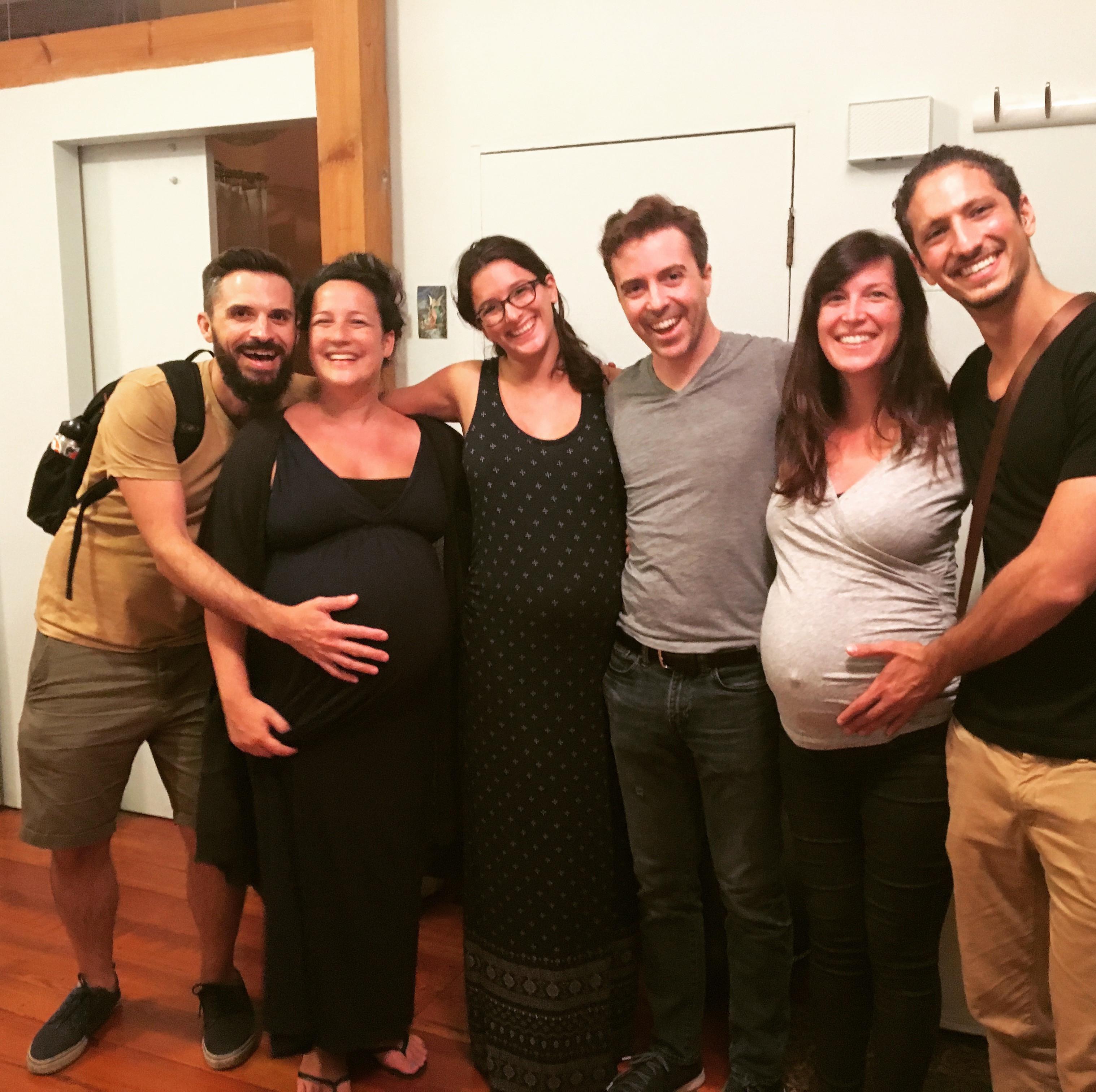 5 week Home Birth Prep Group Class