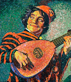 Hals, Lute Player