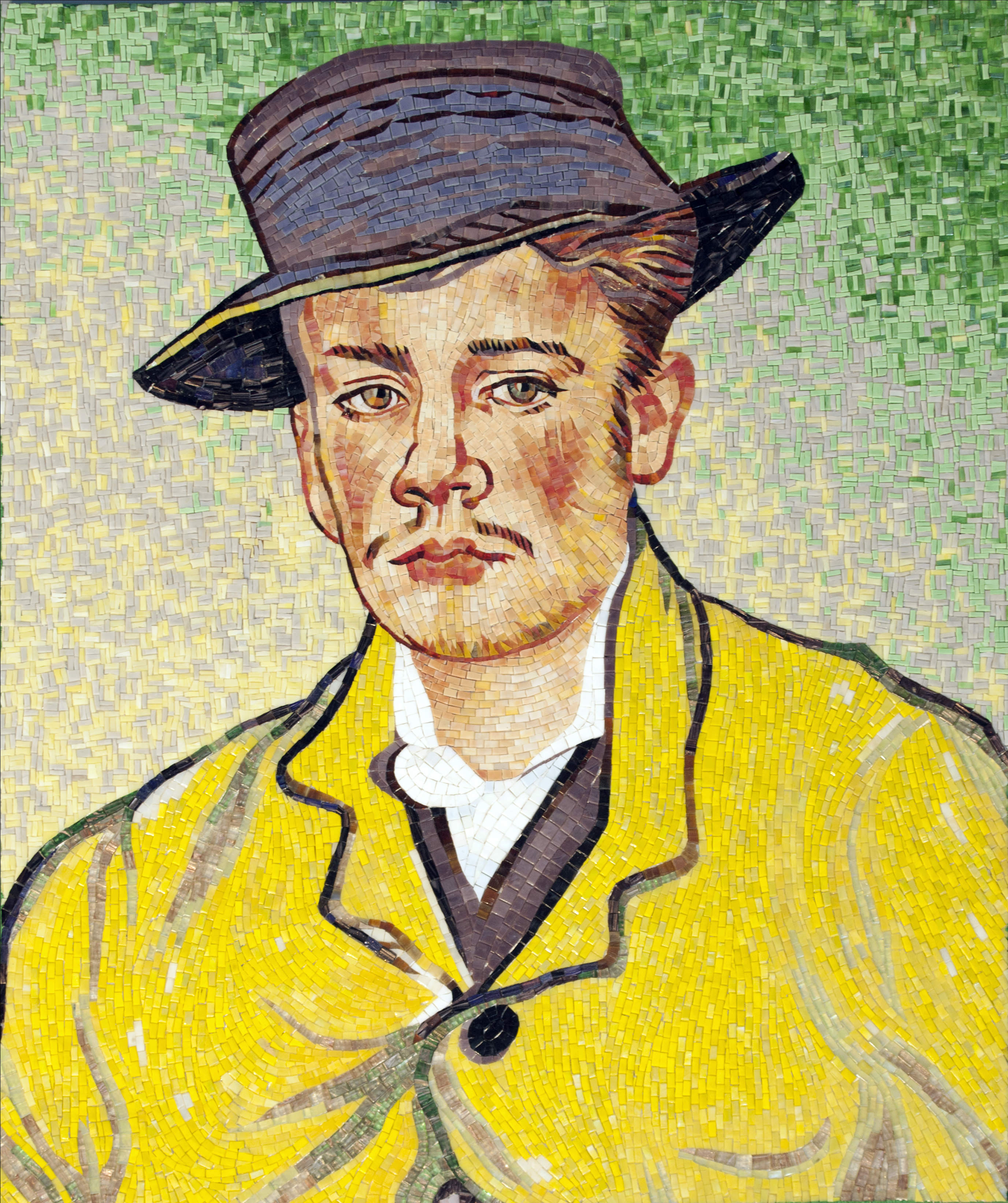 Portrait of Armand Roulin, Van Gogh