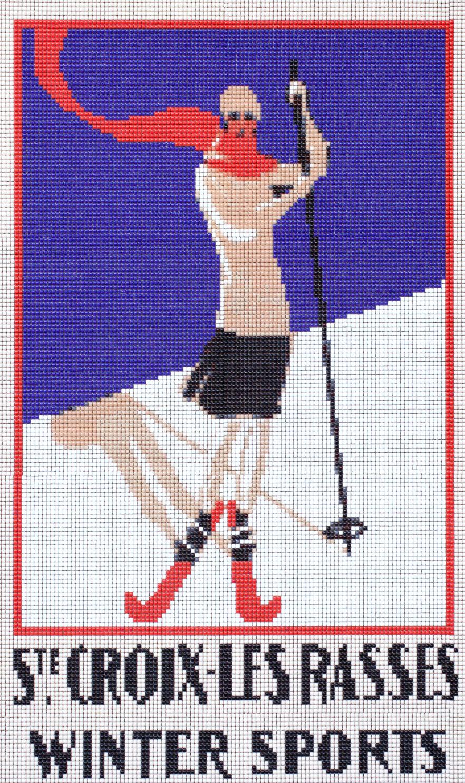 Ste. Croix-Les Rasses, Poster