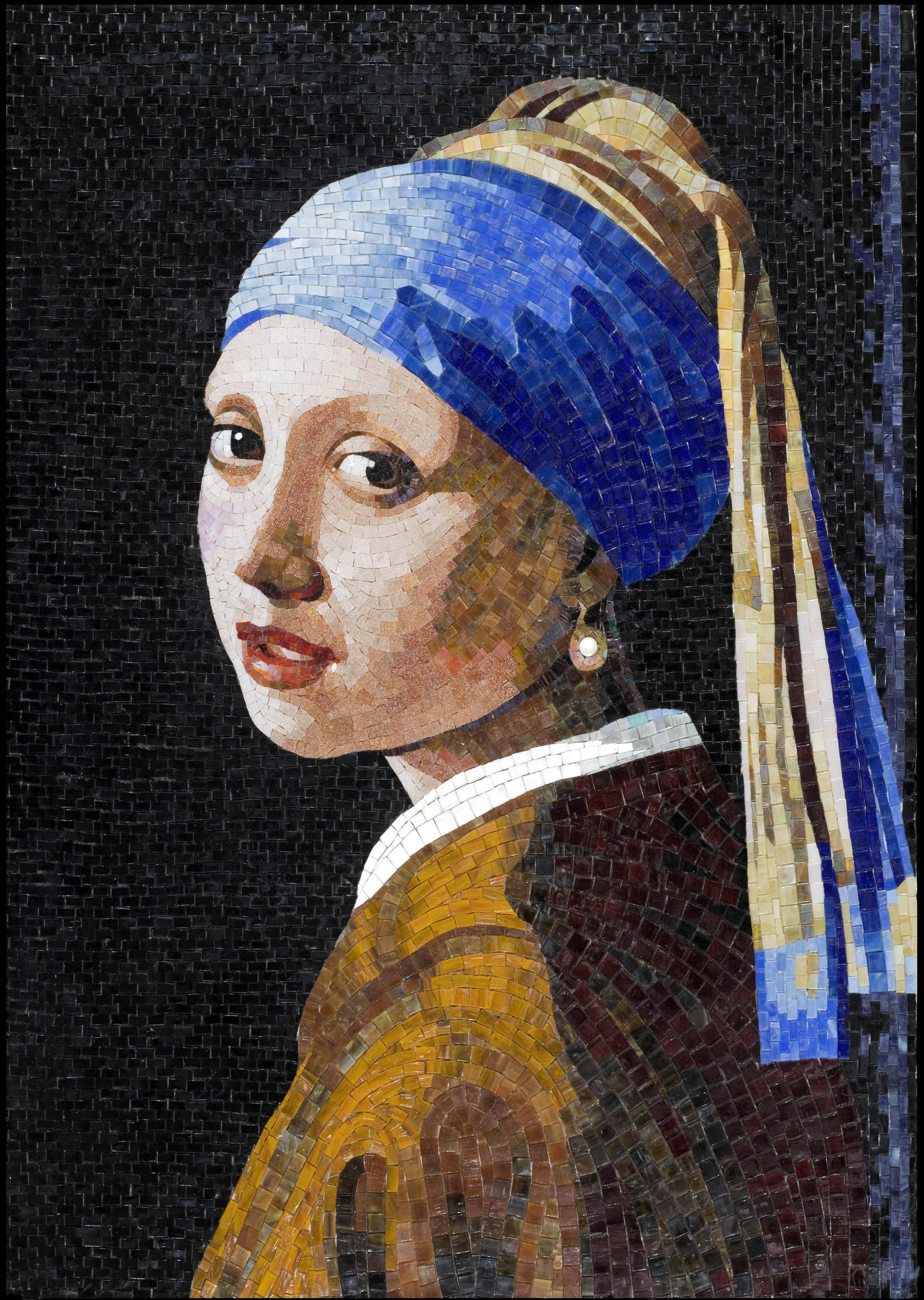 Vermeer, Girl with the Pearl Earring