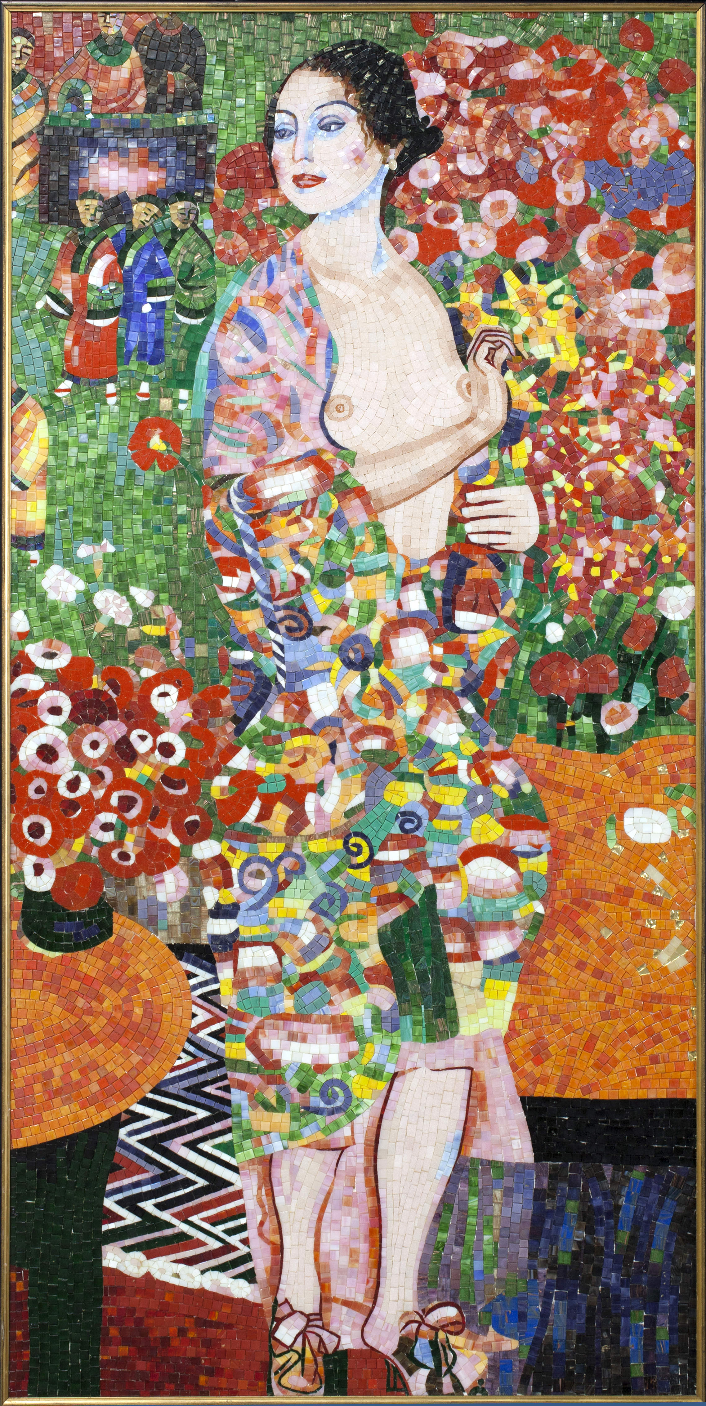 The Dancer, Klimt