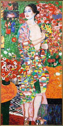 The Dancer, Klimt