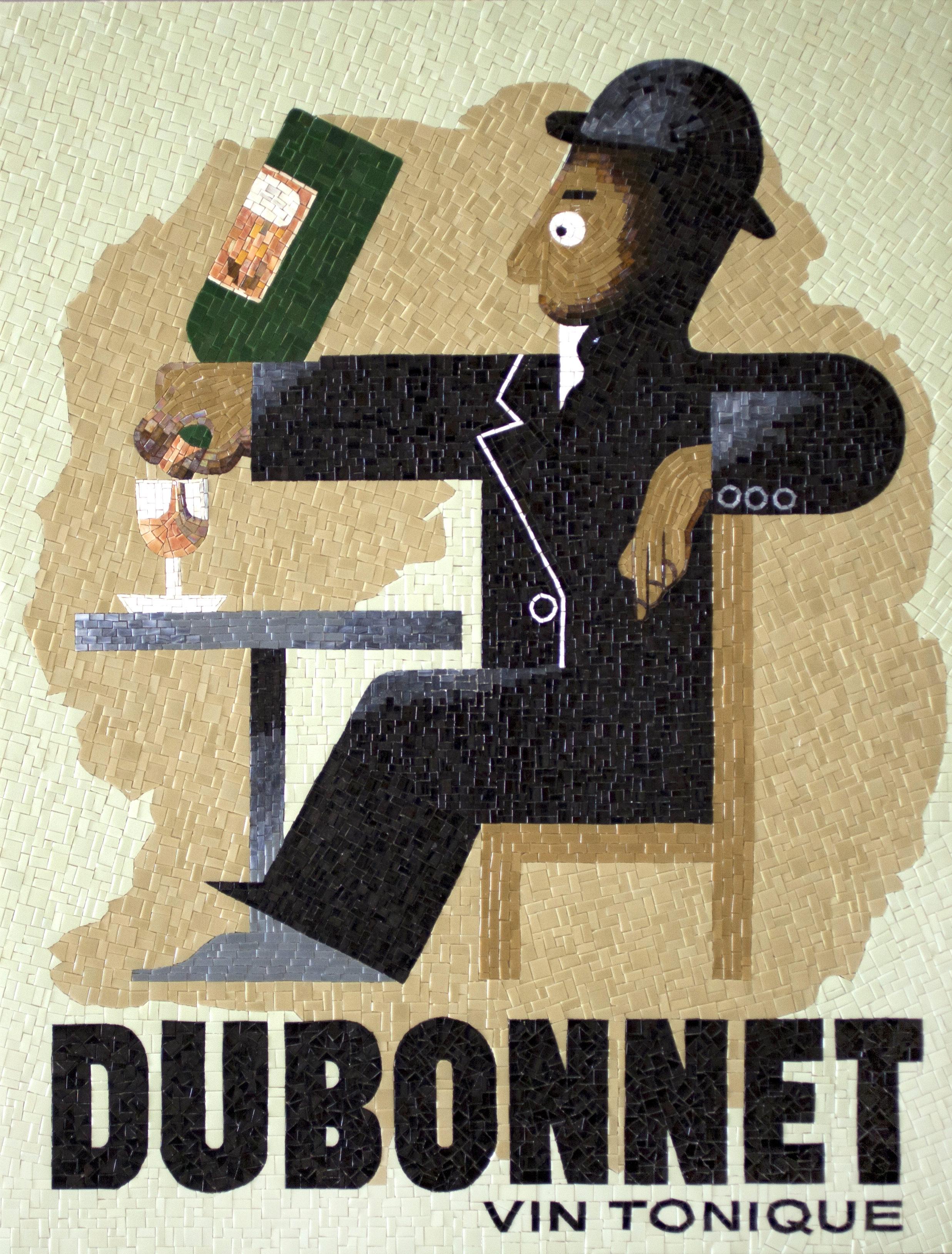 Dubonnet, Vintage Advertisement