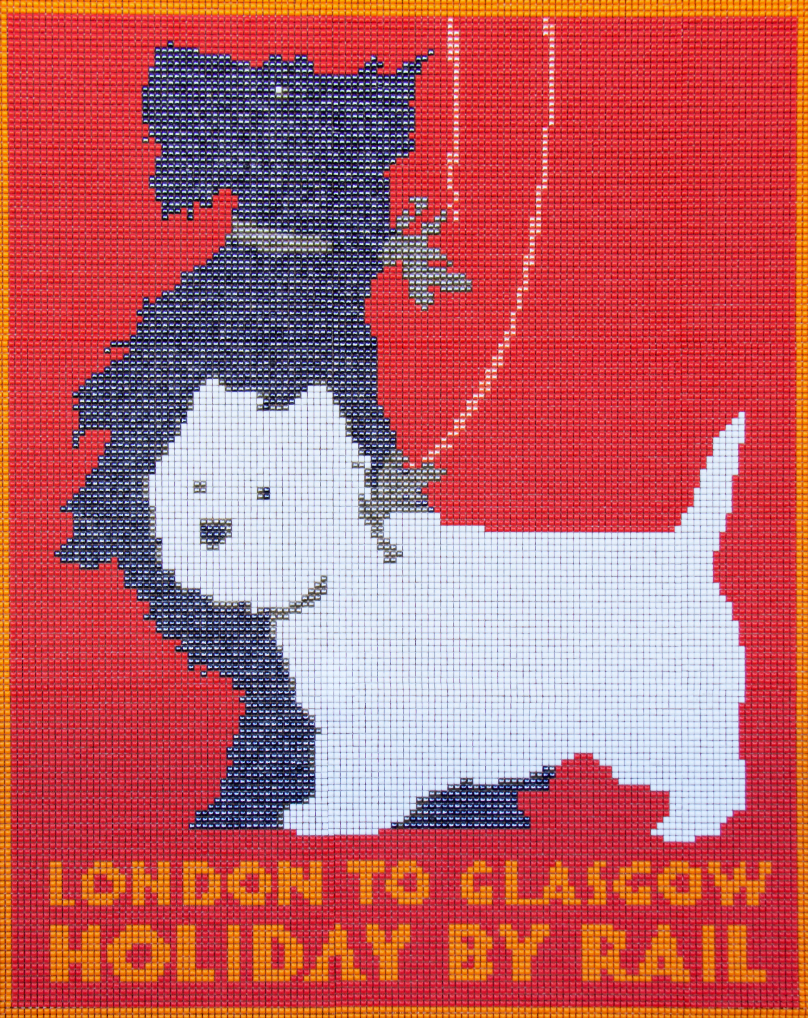 London to Glasgow, Holiday by Rail
