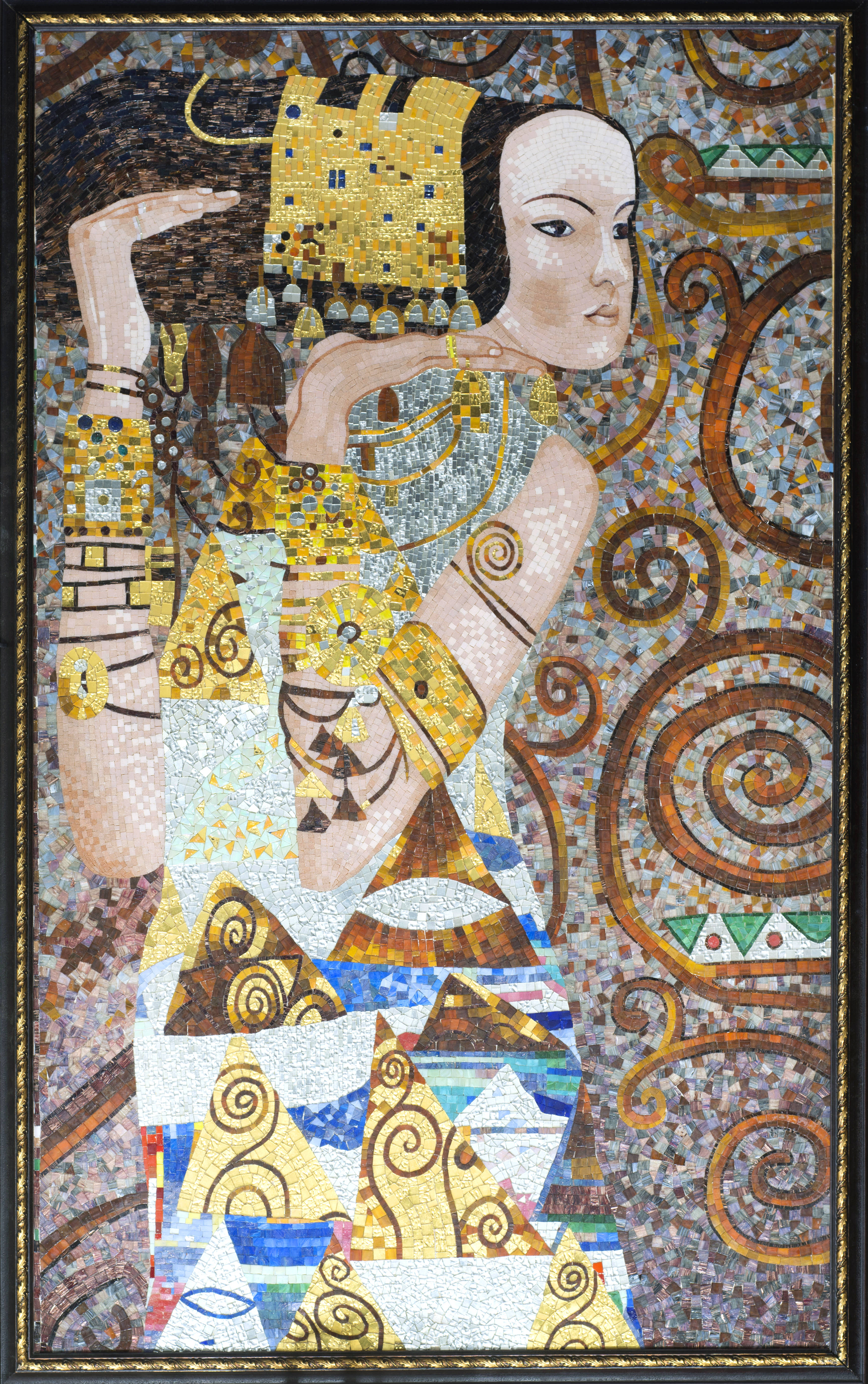 Expectation, Klimt