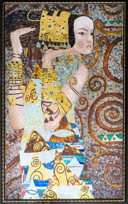 Expectation, Klimt