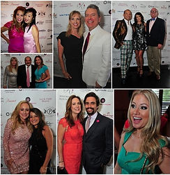 BellaVetro mosaic tile art auction charity Holly Rose Ribbon Foundation David Fink
