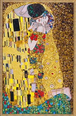 The Kiss, Klimt
