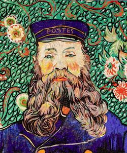Postman Joseph Roulin, Van Gogh