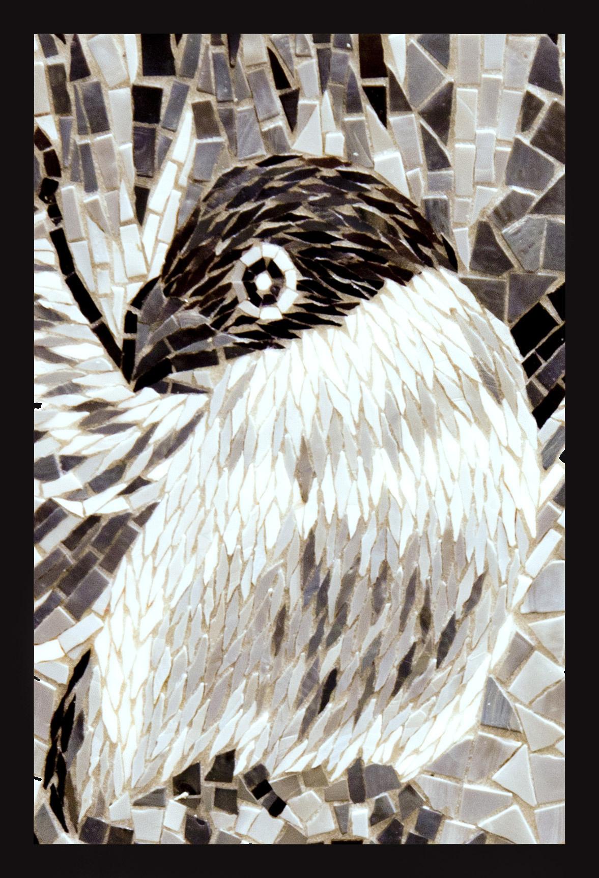 Avian Mural Deep Zoom