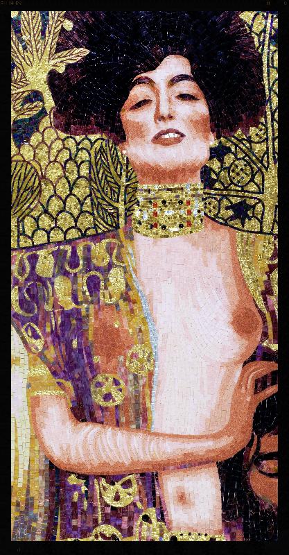 Judith I, Klimt
