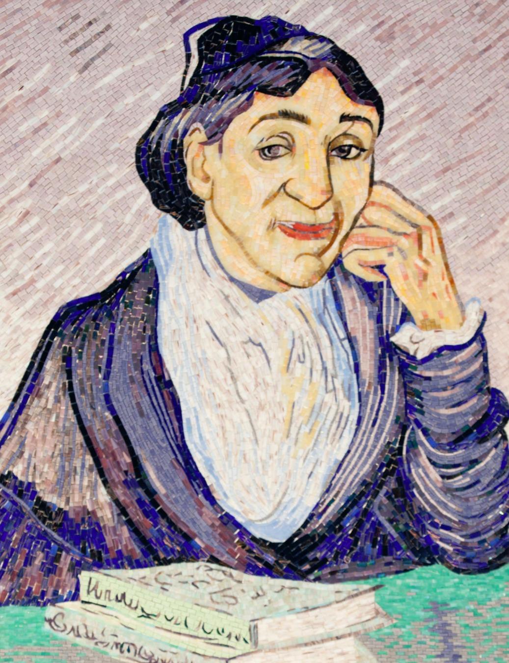 L'Arlesienne, Van Gogh