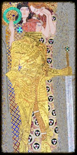 Golden Knight, Klimt