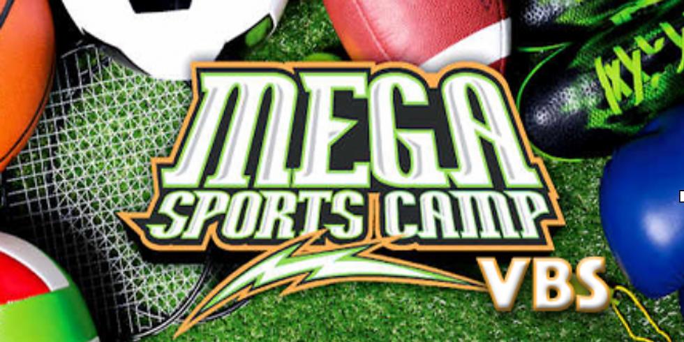 MEGA SPORTS CAMP VBS