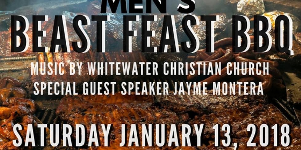 Men's Beast Feast BBQ