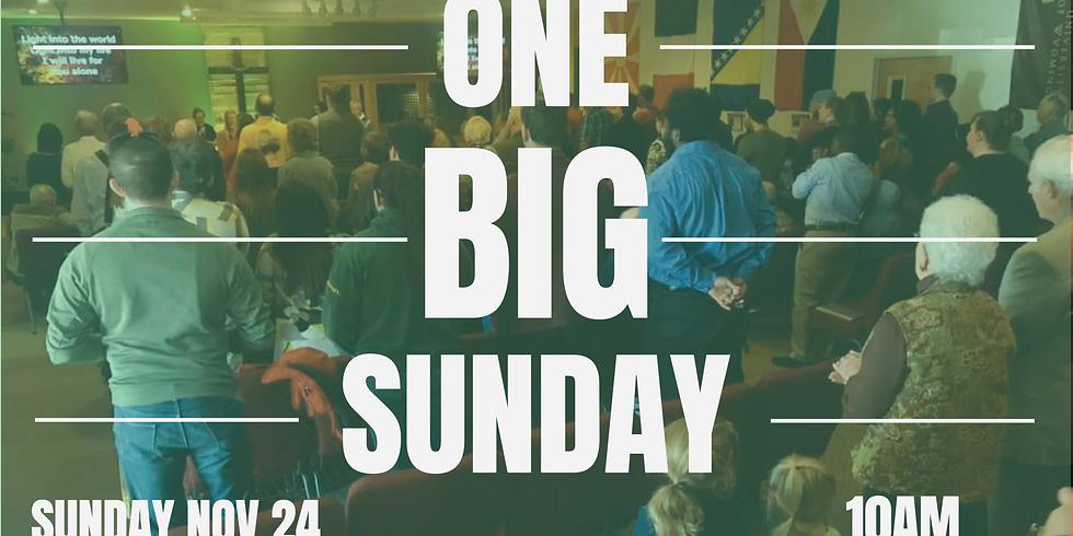One BIG Sunday