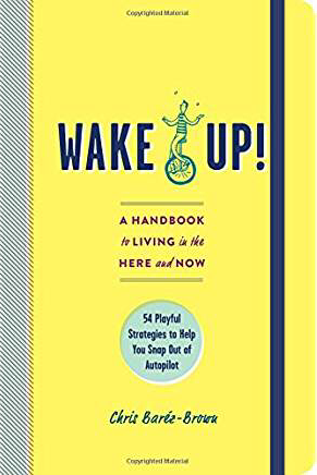 Wake Up! A Book to Get Off Autopilot.