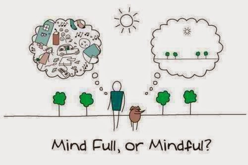 Mind Full, or Mindful? Photo credit: Dee & Tula Monstah/Flickr.com