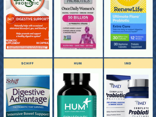 Which probiotic to buy?