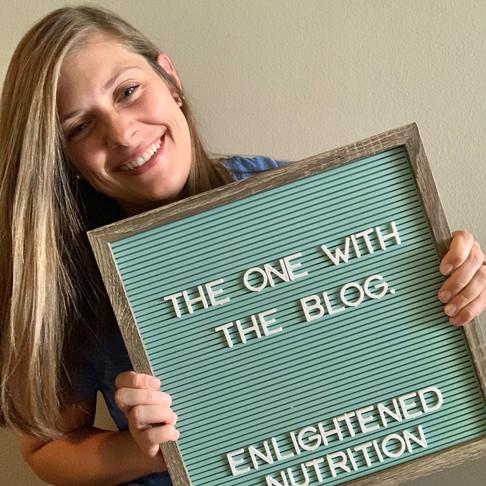 The One With the Blog