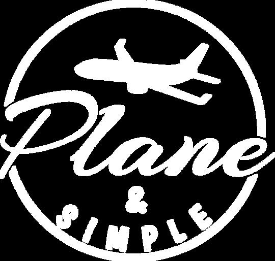 Plane & Simple logo